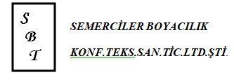 Semerciler Boyacılık Konf. Teks.  San. Tic. Ltd. Şti.