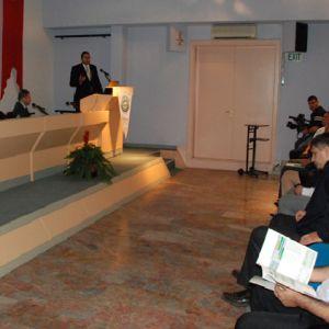 """""""ENDÜSTRİDE ENERJİ VERİMLİLİĞİ"""" konulu seminer gerçekleştirildi"""
