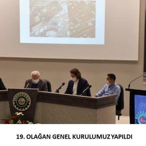 DENİZLİ OSB'NİN 19. OLAĞAN GENEL KURUL TOPLANTISI YAPILDI