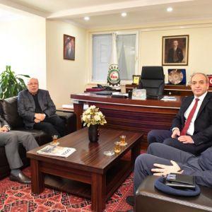 Denizli Valisi Sayın Hasan Karahan, Bölgemizi ziyaret etti