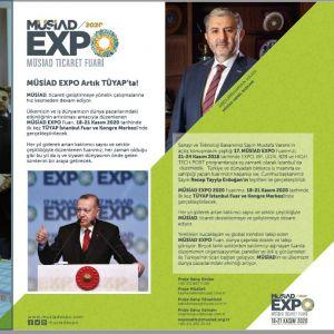 18. MÜSİAD Expo